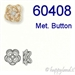 Swarovski® - 60408 Metal button