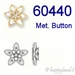 Swarovski® - 60440 Metal button